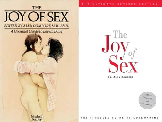 Book Review: The Joy of Sex