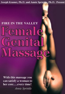 female dvd front 0 Fire in the Valley   Female Genital Massage