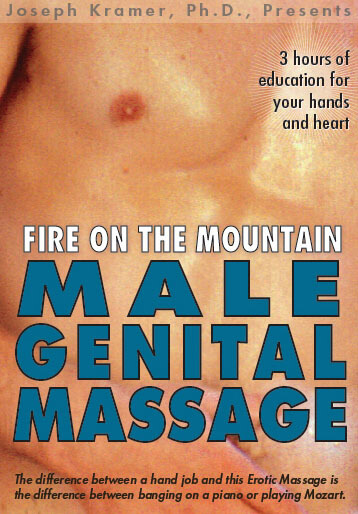 Fire on the Mountain – Male Genital Massage