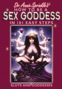 slutsandgoddesscDVD 500 209x300 How to be a Sex Goddess