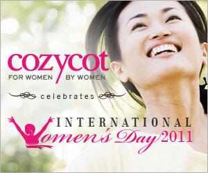 iwd banner2 CozyCot: Top 100 Inspiring Women