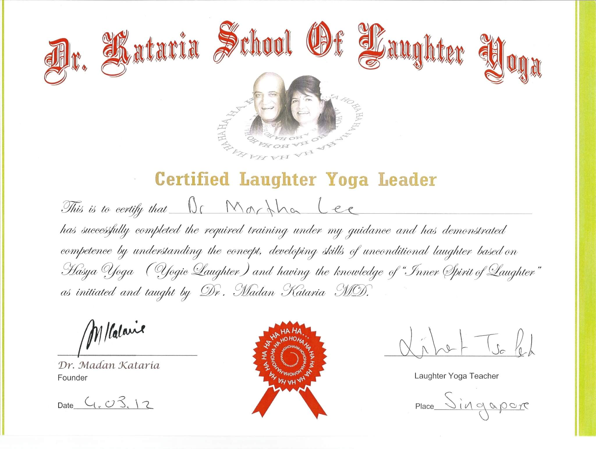 Certified laughter yoga leader eros coaching certified laughter yoga leader 1betcityfo Images