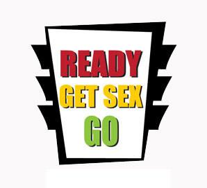 Ready Get Sex Go