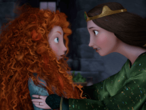 The movie Brave about a mother-daughter relationship made me cry. Click on image to read my blog post.