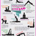 Infographic: Yoga Poses for Better Sex
