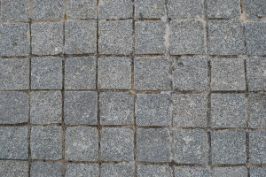 Portuguese tradition grey 'calçada'