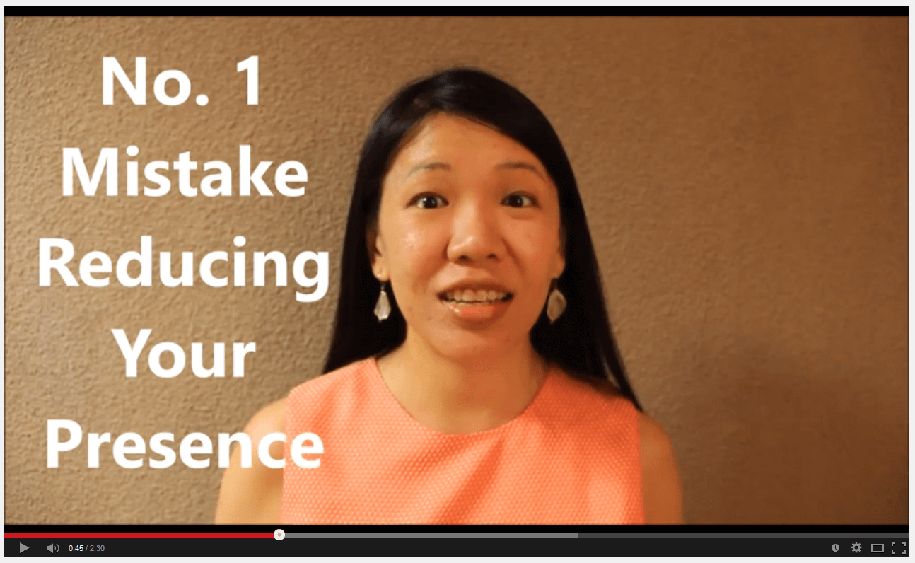 Reducing Presence