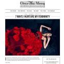 7 Ways I Nurture My Femininity