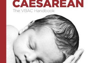 Book Review: Vaginal Birth After Caesarean – The VBAC Handbook
