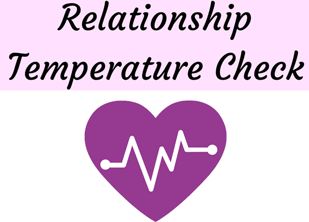 Relationship Temperature Check