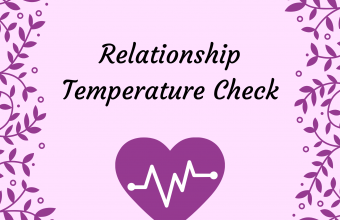 Relationship Temperature Check