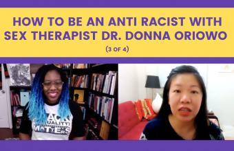 4-Part Interview with Sex Therapist Dr. Donna Oriowo