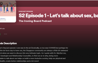 Season 2 of The Ironing Board Podcast