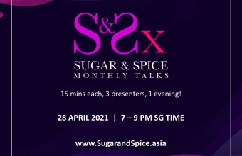 Recordings of April Sugar & Spice Monthly Talk (S&Sx). Theme: Violence