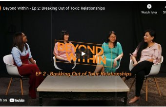Detoxing from Toxic Relationships @ TheHomeGround.Asia