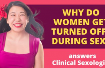 Why do women get turned off easily during sex? @ SheThePeople TV