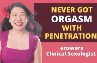 Never got an orgasm with penetrative sex? @ SheThePeople TV