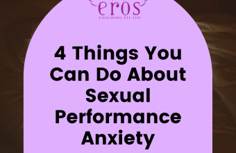 4 Things You Can Do About Sexual Performance Anxiety